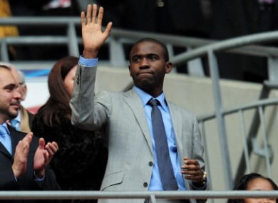 Fabrice Muamba: recovery.