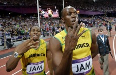 Usain Bolt and Yohan Blake to go head to head… on the cricket field?