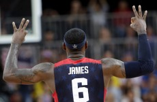 US NBA stars, rivalries spice basketball quarter-finals