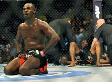 Jon Jones. 
