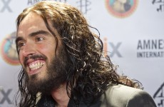 The Dredge: Russell Brand is smooching a Spice Girl
