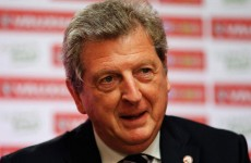 Don't laugh: Hodgson eyes World Cup glory