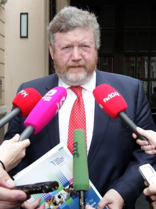 Health Minister James Reilly (File photo)