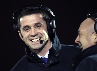 Alan Quinlan will commentate on Young Munster v Shannon.