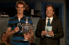 VIDEO: The Roots freestyle a song about Andy Murray's US Open win — to Andy Murray
