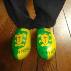Donegal fever in Holland. Image: Ronan McIntyre