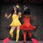 Betsey Johnson Spring 2013 collection (AP Photo/Jason DeCrow)