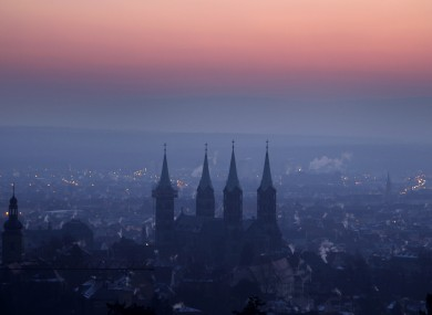 The Bamberg Cathedral in Bamberg, Germany. (File photo)