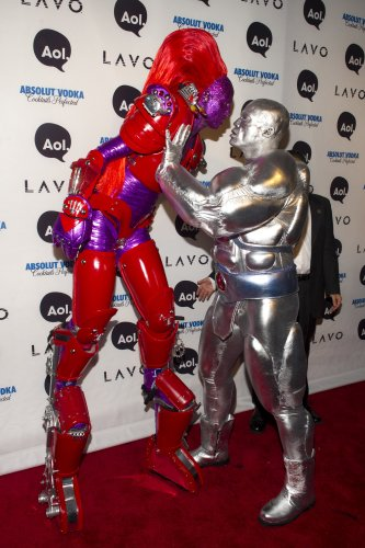 Heidi Klum's 11th Annual Halloween Party - New York