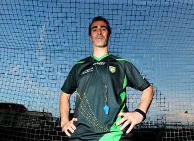 Donegal boss Jim McGuinness