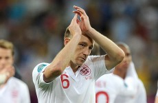 Terry retires from international football, calls position 'untenable'