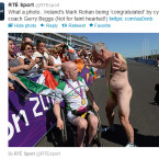 RTE Sport tweet one of the Paralympic pics of the week.