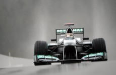 Old school: Schumacher fastest in Monza practice