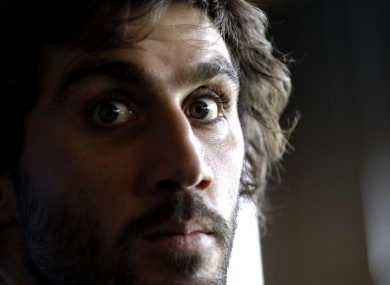 Argentina's Juan Martin Fernandez Lobbe has called for his team to ignore tiredness this weekend.