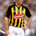A defensive collosus over the last decade, Hickey has lost his starting spot in the team this season but is still on the cusp of his eigth All-Ireland senior hurling medal this weekend. Has been awarded three Allstars during his career as well and was part of the last Dunnamaggin team to win the Kilkenny SHC crown in 1997.