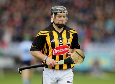 Hogan missed out on the All-Ireland semi-final through suspension.