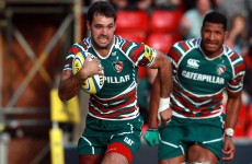 Exiles: Monahan opens his account while Fogs puts his feet up