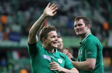 Brian O'Driscoll rules out retirement and targets World Cup success