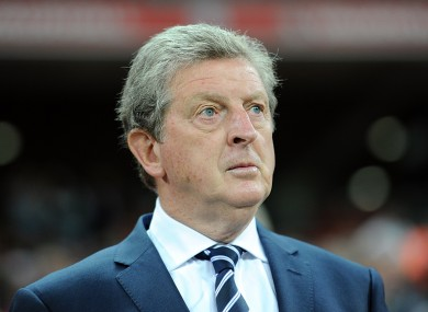 Hodgson's England produced a disappointing performance against Ukraine recently.