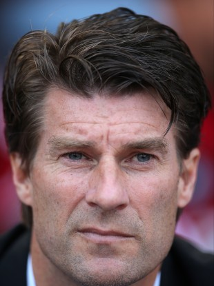 Swansea City manager Michael Laudrup wants his side to make home advantage count.