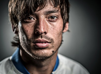 David Silva.