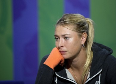 Sharapova will next face 19th-ranked compatriot Nadia Petrova at the US Open.