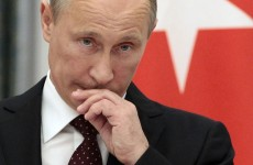 Here's what Vladimir Putin thinks about group sex