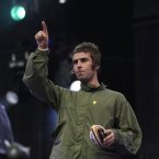 Liam Gallagher from Oasis