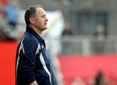 Mathews has played down suggestions that the tie is in Shels' favour.