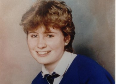 Caroline Graham was 19 years old when she went missing in 1989. 