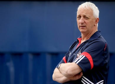 Looking Ahead: Conor Counihan will be in charge of Cork in 2013.