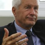 Thorbjørn Jagland, chair of the Nobel Peace Committee on the continuing problems with the Euro: