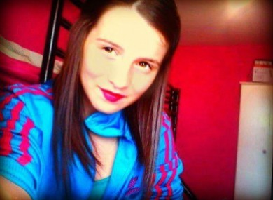 Donegal girl Erin Gallagher, 13, was found dead on Saturday after being abused online.
