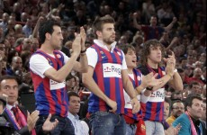 VIDEO: Barcelona beat 2011 NBA champions Dallas Mavericks