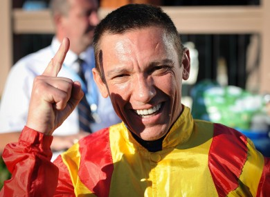 Dettori (file photo)
