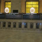 At Grand Central Station, there are no trains... (Metropolitan Transportation Authority / Aaron Donovan)