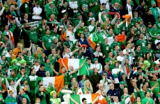 Column: Irish fans sing because it brings unity, and what else do we have?