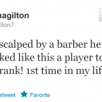 Jim Magilton is not satisfied with his latest haircut.