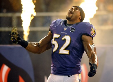 Ray Lewis: A Football Life.
