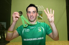 Brady lifts World Handball title