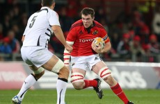 As it happened: Munster v Zebre, RaboDirect Pro12