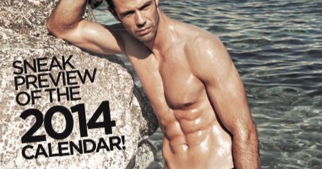 Ryanair is bringing out a hunky man calendar in 2014…