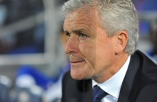 The dreaded tweet of confidence: QPR owner Fernandes backs Mark Hughes