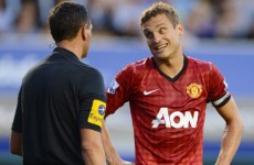 Alex Ferguson flags Vidic return