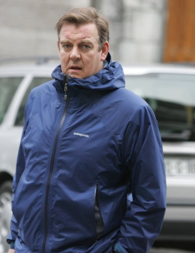 20/12/2007. Bryan Dobson at Mahon Tribunals