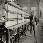 At 13, Carnegie started working in the boiler room of a textile factory. At night he had nightmares about the boiler exploding.
