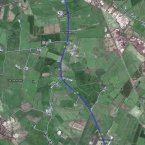 The N17, Carrownurlaur, Galway. Image: Google Maps.