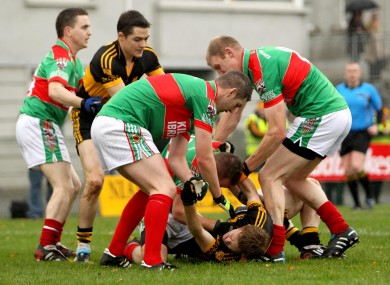 Action from last year's meeting of Dr Crokes and Kilmurry-Ibrickane.