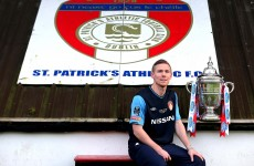 Kenna taking hands-off approach to cup final