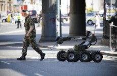 Army make safe device found at apartment block in Dublin